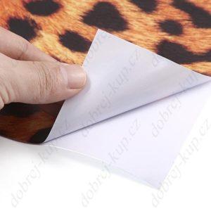 Dekorativní samolepící tapeta na notebook - Kožich