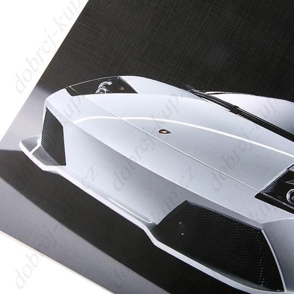 Dekorativní samolepící tapeta na notebook - Auto IV