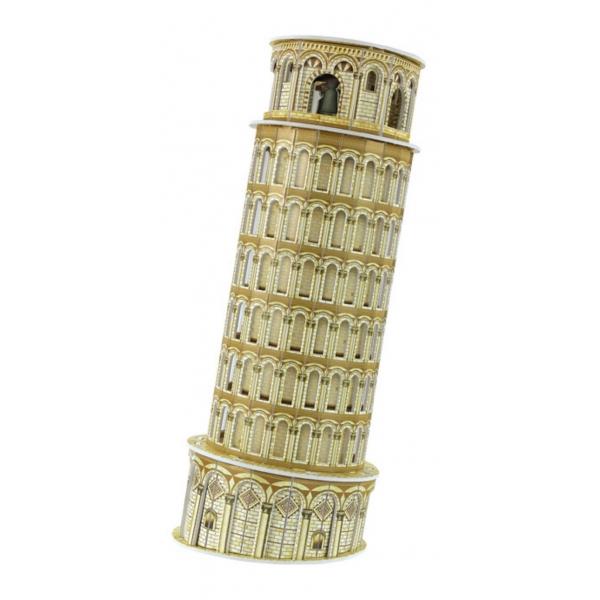 RaKonrad: Třívrstvé pěnové 3D puzzle - Šikmá věž v Pise
